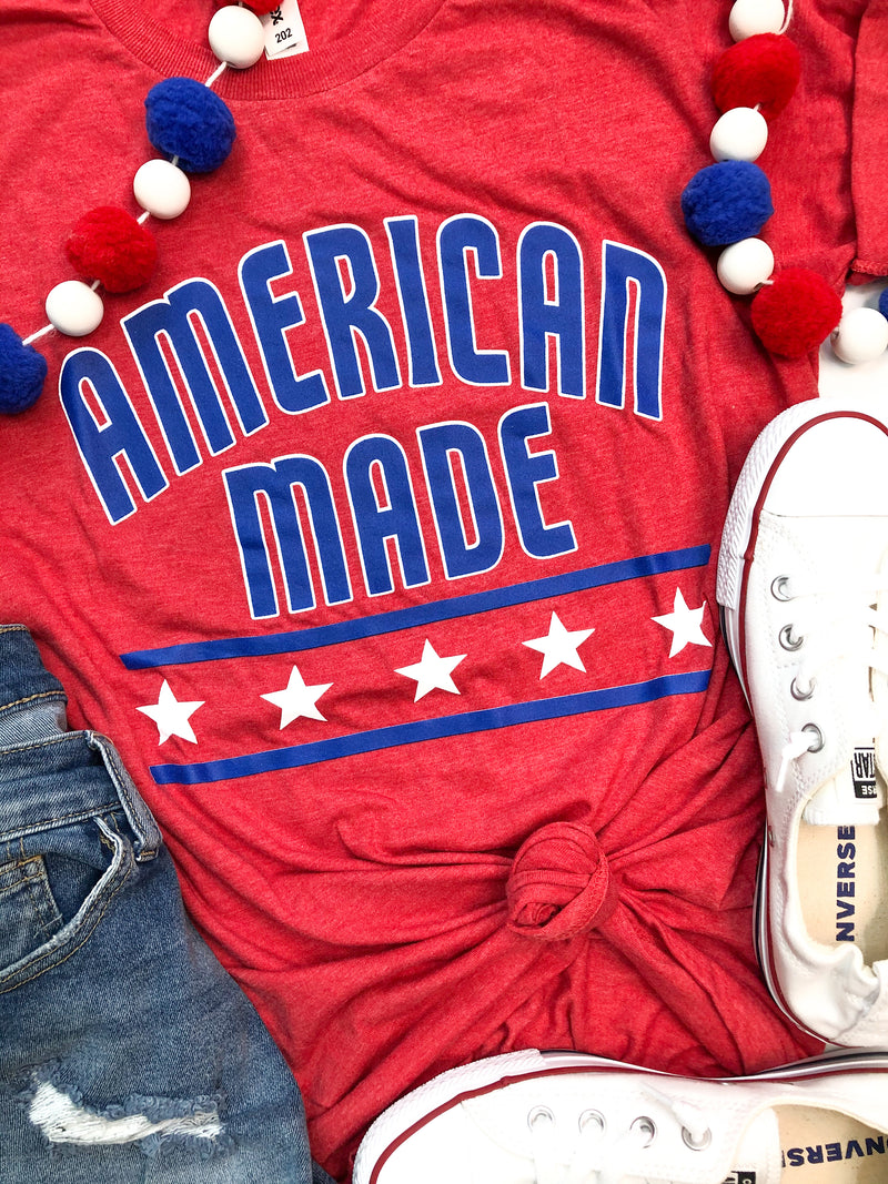 American Made T-Shirt Preorder