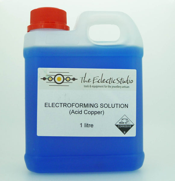 E3 DUO Copper Plating Solution