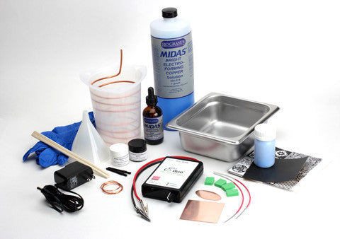 E3 DUO Electroforming and Etching Master Kit