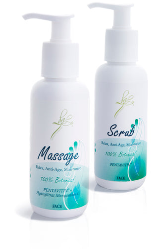COMBO 3 (Scrub + Massage Cream)