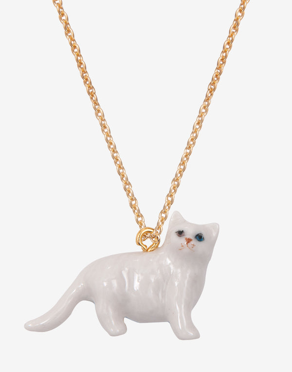 A Mini Penny - MINIature Persian Cat Necklace