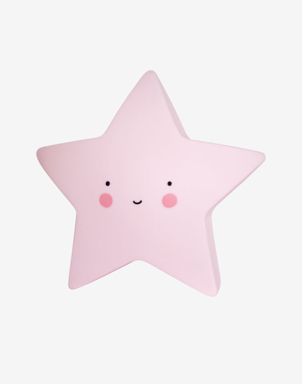 A Little Lovely Company - Mini Star Light - Pink