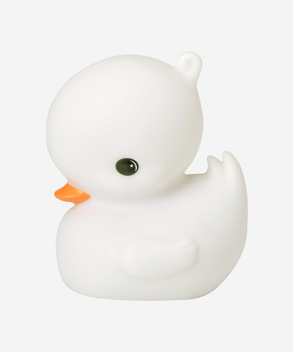 A Little Lovely Company - Mini Duck Light - White