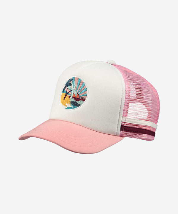 BARTS Club Cap Embroidery Pink
