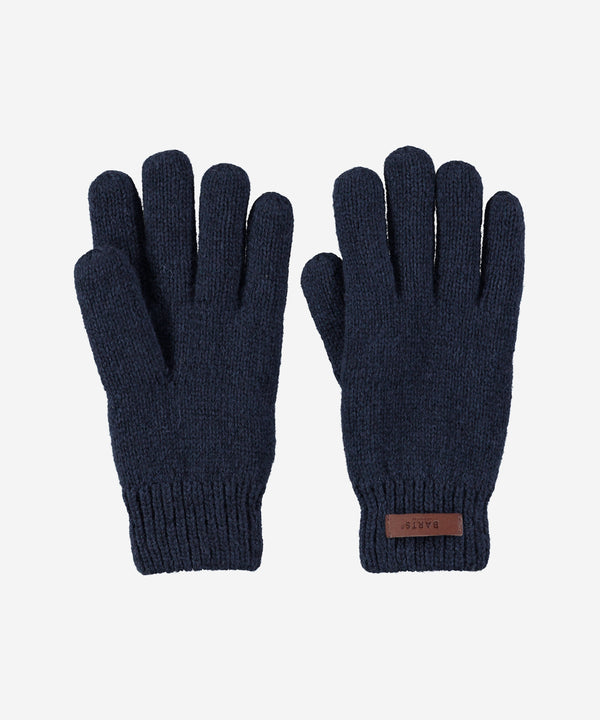 BARTS Haakon Gloves Navy Blue