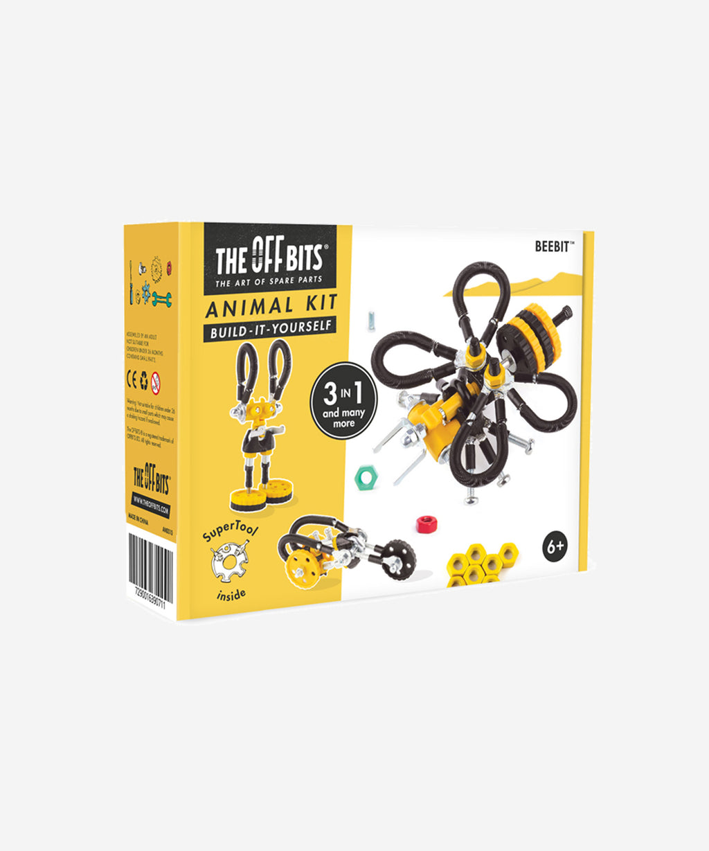 The OffBits - Animal Kit 3 in 1 - BeeBit
