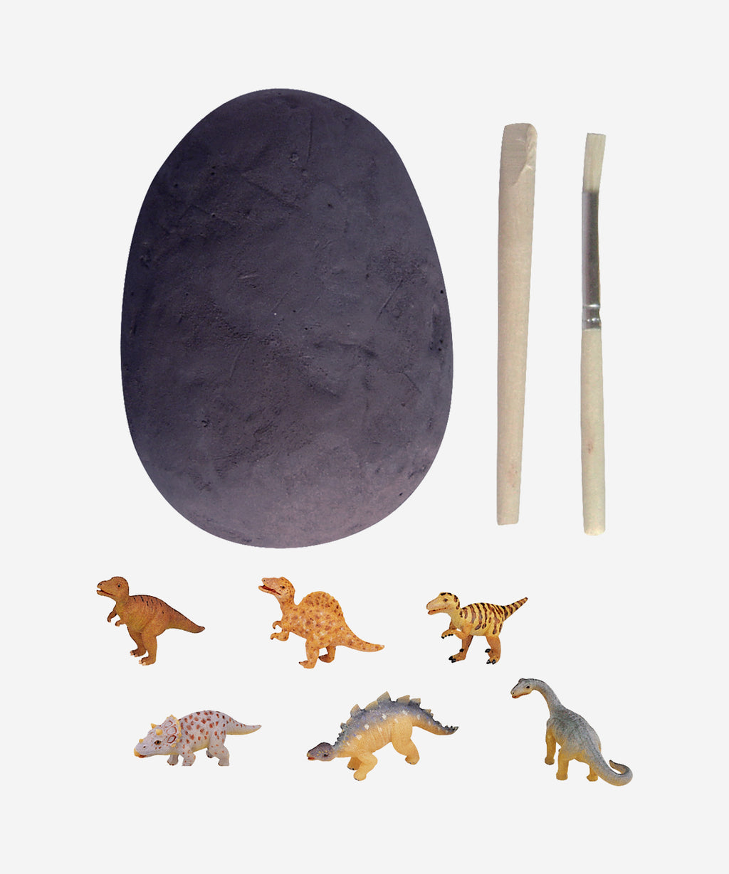 BONES & MORE - Dig Out Dino Egg - Assorted