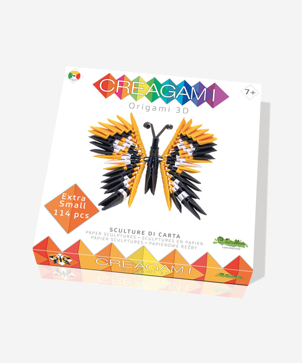 Creagami - 3D Origami - Butterfly XS
