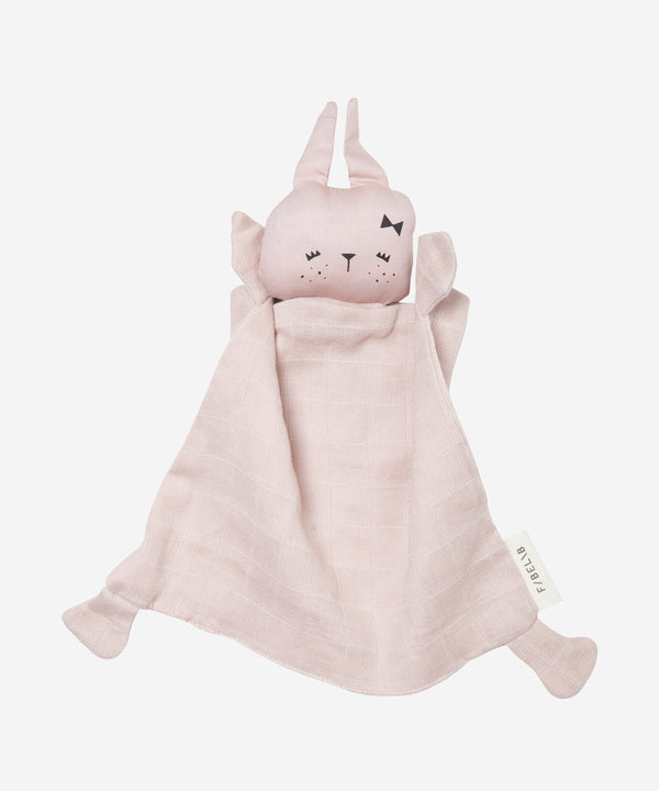 Fabelab - Animal Cuddle Bunny - Mauve