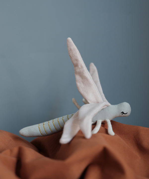 Fabelab - Rattle Soft - Dragonfly