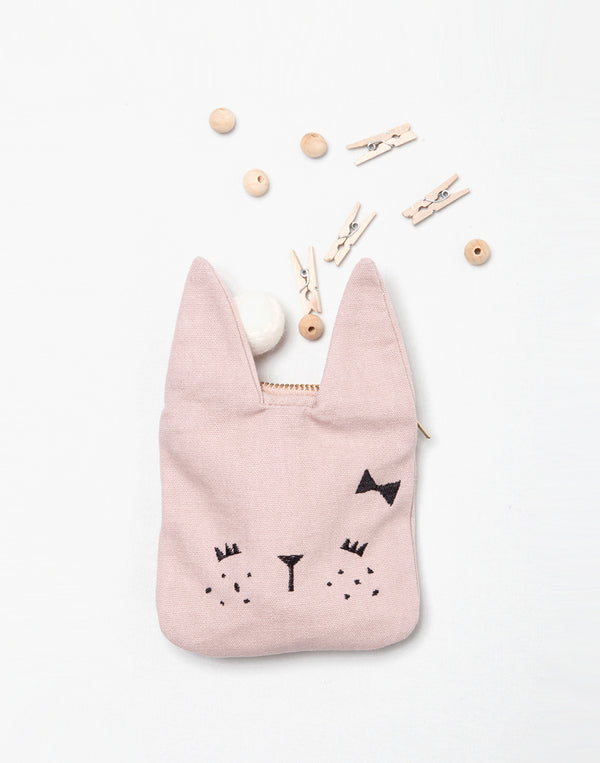 Fabelab - Coin Pouch - Cute Bunny