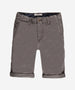 GARCIA BOYS Chino Shorts Limestone Grey