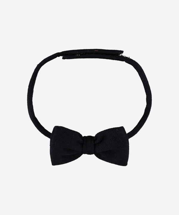 GARCIA Boys - Woven Bow Tie Dark Blue