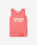 GARCIA GIRLS Singlet Top Dance Faded Rose - 140/146