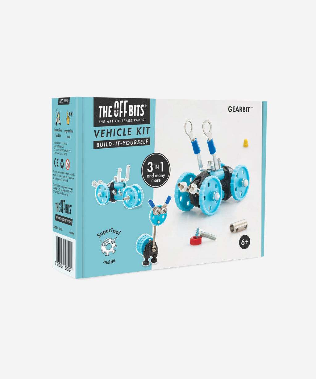 The OffBits - Vehicle Kit 3 in 1 - GearBit