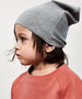 GRAY LABEL Organic Beanie - Rustic Clay Pink