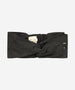 GRAY LABEL Organic Twist Headband Nearly Black