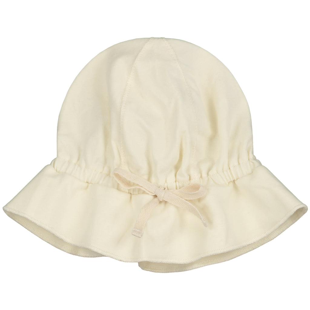GRAY LABEL MINIATURE BABY SUN HAT CREME