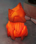 House of Disaster - Mini Led Lamp - Nordikka Fox Orange