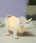 House of Disaster - Mini Led Lamp - Dinosaurs White