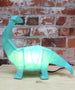 House of Disaster - Led Lamp - Dinosaur Green