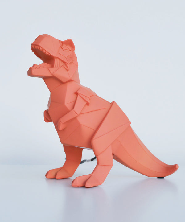 House of Disaster - Led Lamp - Dinosaur Orange