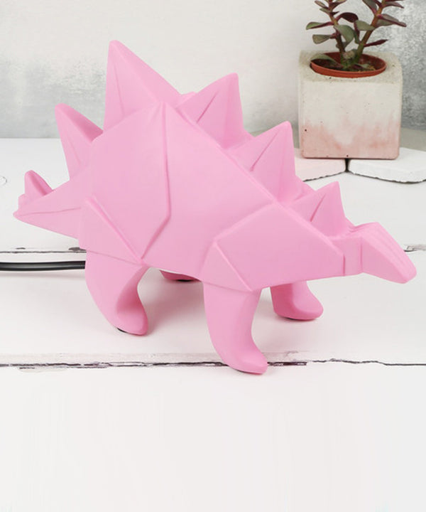House of Disaster - Led Lamp - Dinosaur Pink