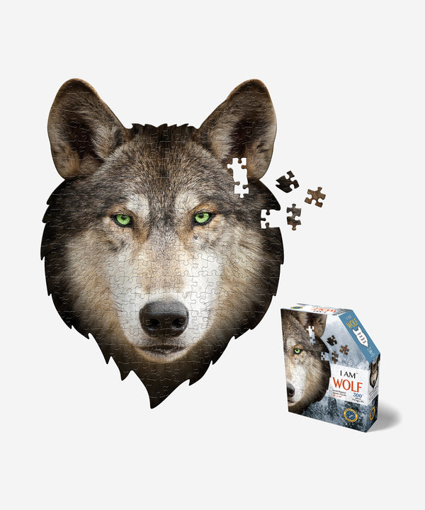I AM - Wolf Puzzle