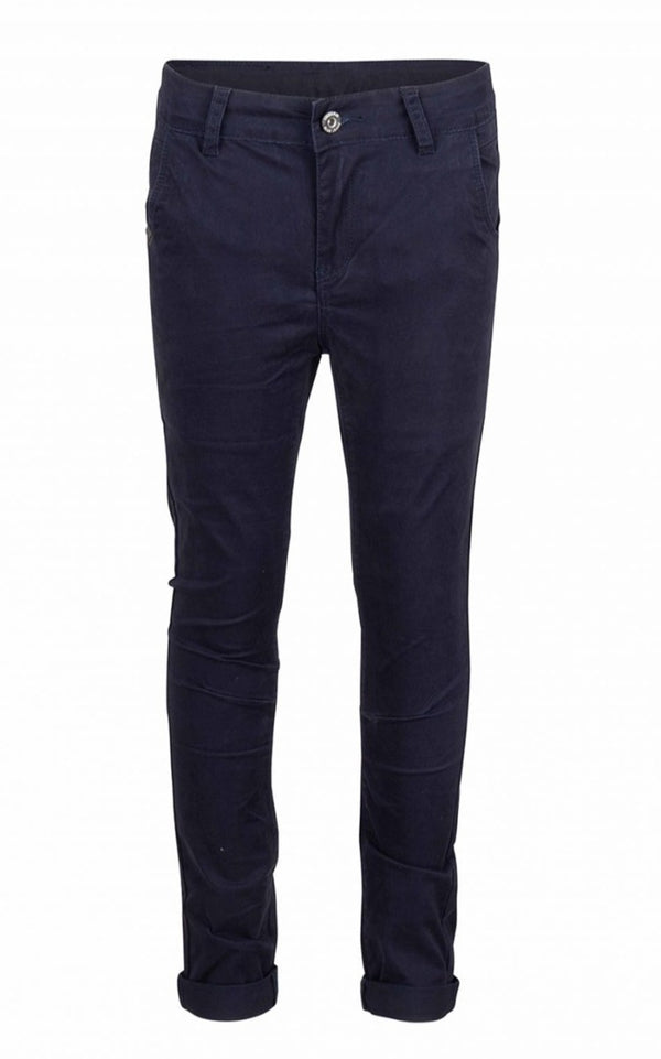 INDIAN BLUE JEANS CHINO PANTS SLIM FIT NAVY