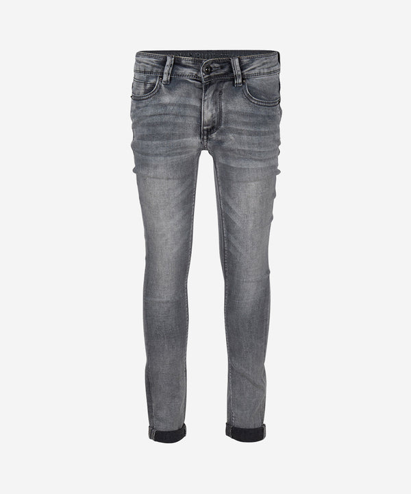 INDIAN BLUE JEANS Boys - Brad Super Skinny Fit Denim Jeans 153 Grey Wash