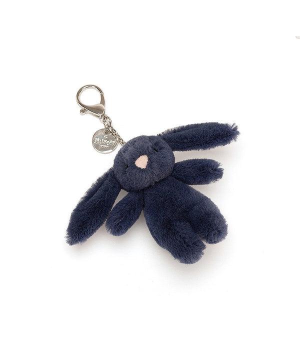Jelly Cat - Bashful - Bunny Navy Charm