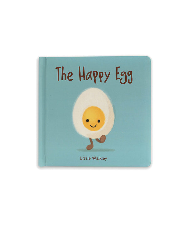 "Jelly Cat - Book ""The Happy Egg"""