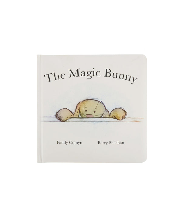"Jelly Cat - Book ""The Magic Bunny"""