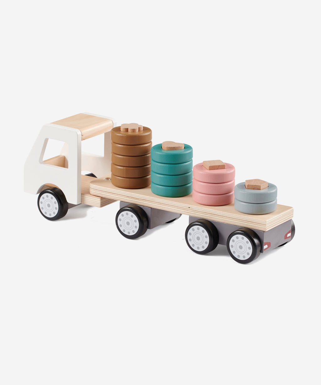 Kid's Concept - Sorting Ring Truck Aiden