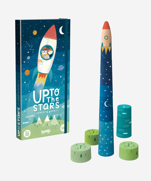 LONDJI - Up To The Stars Stacking Game