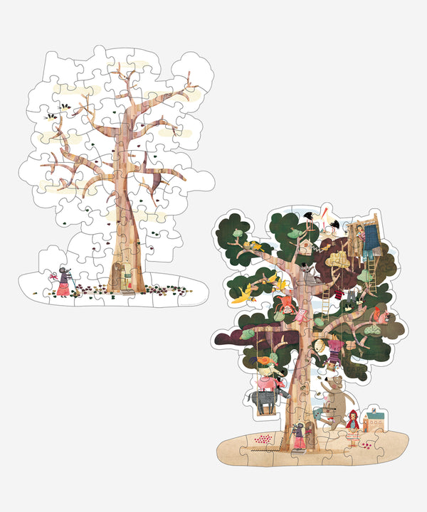 LONDJI - My Tree Reversible Puzzle