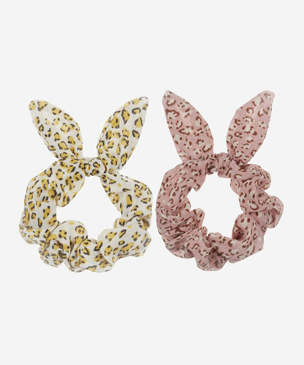 MIMI & LULA - Bunny Scrunchies - Jungle