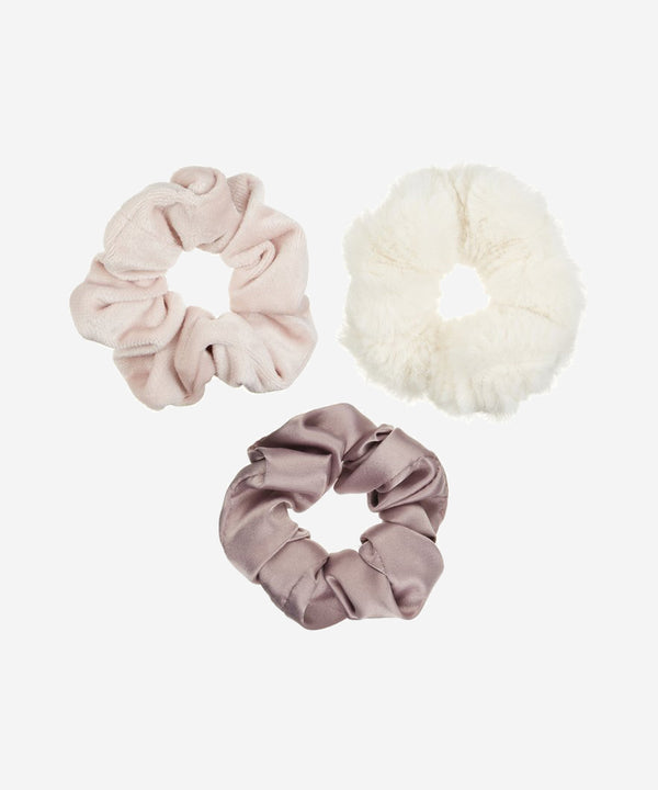 MIMI & LULA - Luxe Scrunchie Pack - Blush