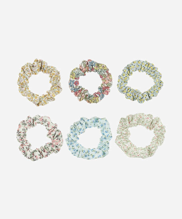 MIMI & LULA - Mini Scrunchies Pack - Floral