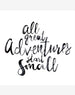 Mies & Co - Swaddle - Great Adventures