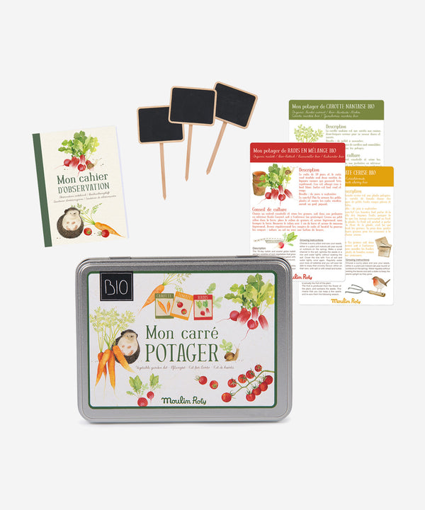 MOULIN ROTY - Organic Vegetable Kit