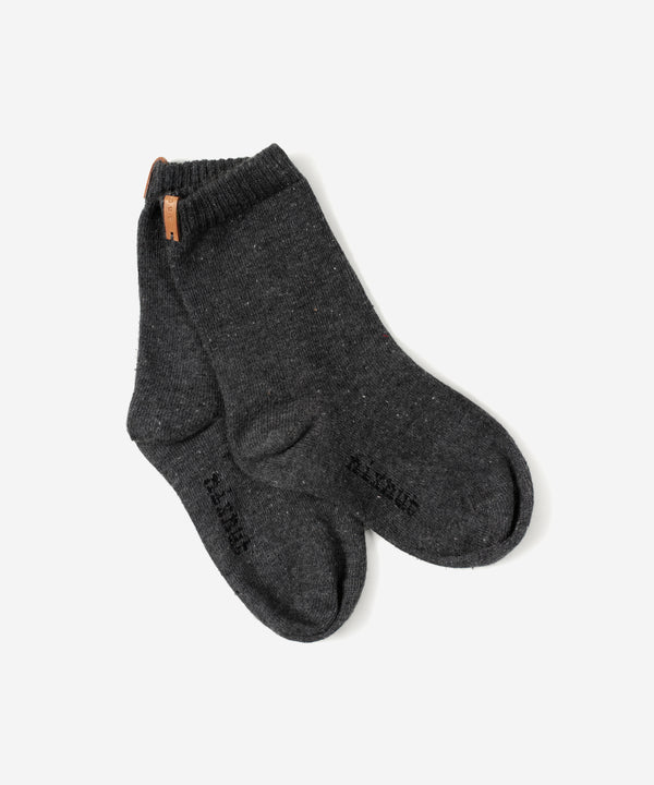 NIXNUT Socks Antracite