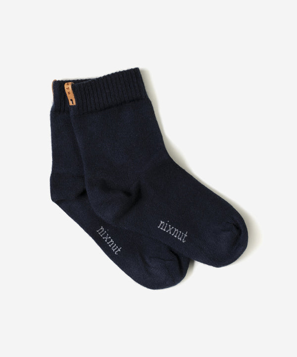 NIXNUT Socks Night Blue