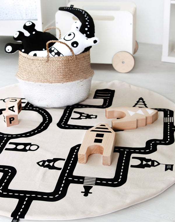 OOH NOO - Little Village Play Mat