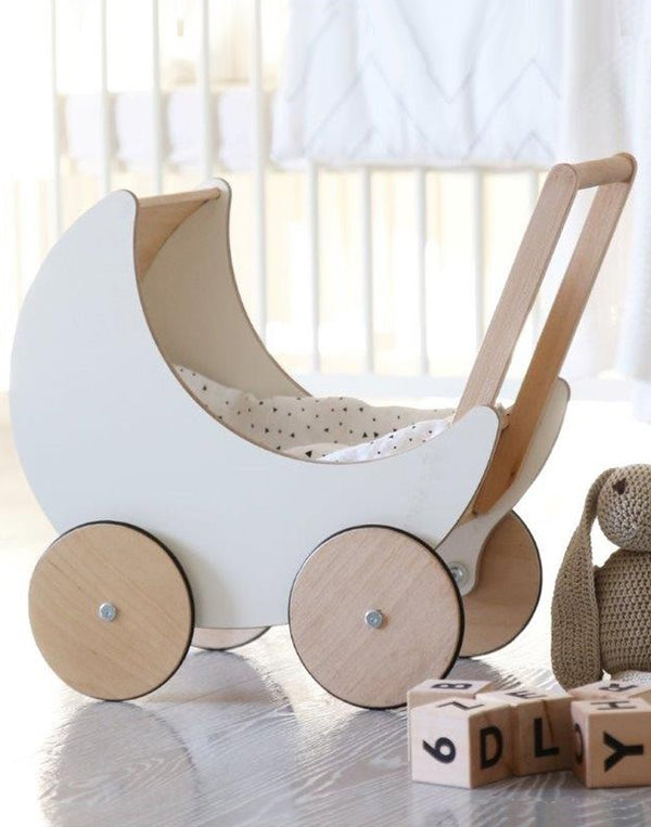 OOH NOO - Toy Pram incl. Bedding