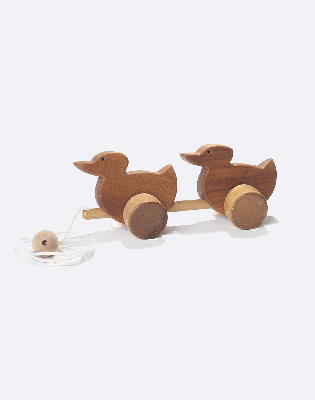Ørskov - Wooden Pull Along Ducklings - Large