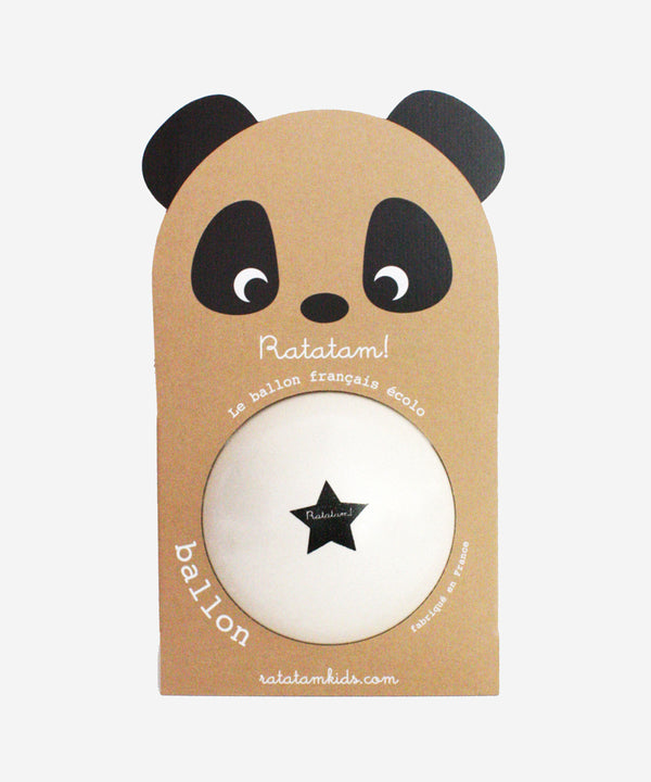 Ratatam Panda Ball White Large