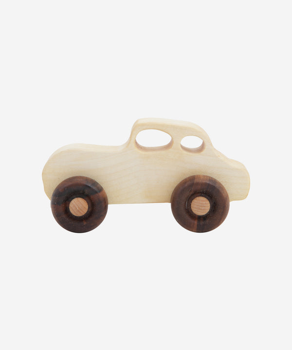 Wooden Story - Retro Car