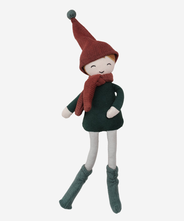 Fabelab - Doll - Elf Boy Evergreen