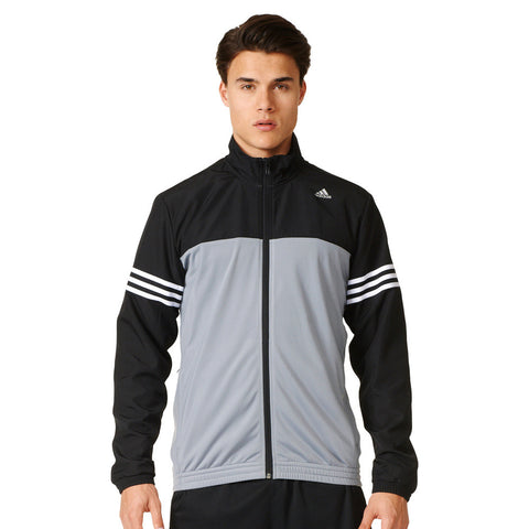 Men's Black Casual Jacket